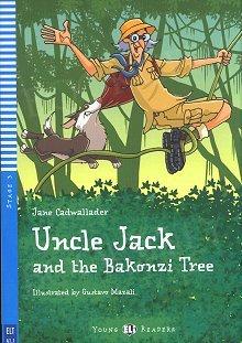 Uncle Jack and the Bakonzi Tree Książka+CD