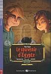 Le souvenir d'Égypte Książka + audio mp3