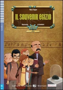 Il souvenir egizio Książka+CD