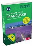 Last Minute audio Rozmówki ze słowniczkiem francuskie