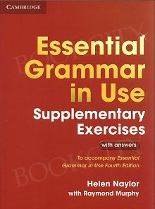 Essential Grammar in Use Supplementary Exercises, Fourth Edition Edition with answers