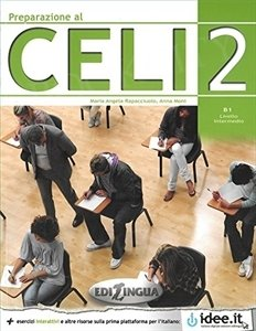 Preparazione al CELI Część II B1 Książka + płyta CD audio