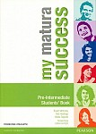 My Matura Success Pre-Intermediate (WIELOLETNI) Student's Book plus MP3 CD