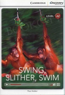 Swing, Slither, Swim Book with Online Access