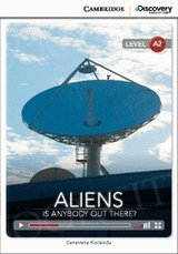 Aliens: Is Anybody Out There? Book with Online Access