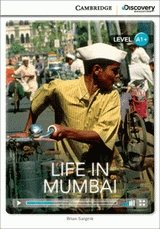 Life in Mumbai Book with Online Access