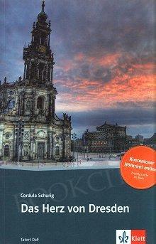 Das Herz Von Dresden Książka