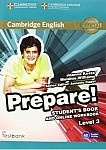 Prepare! 3 Student's Book & Online Workbook with Testbank