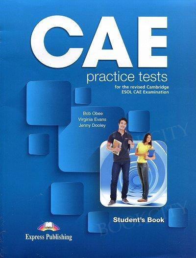 CAE Practice Tests Student's Book + Digibook