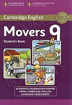 Cambridge Young Learners English Tests 9 Movers (2015) podręcznik