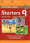 Cambridge Young Learners English Tests 9 Starters (2015) podręcznik