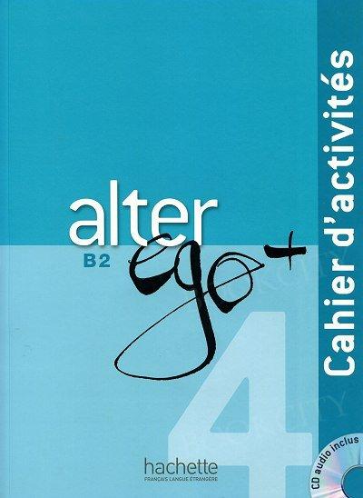 Alter Ego+ 4 Ćwiczenia + CD-Rom