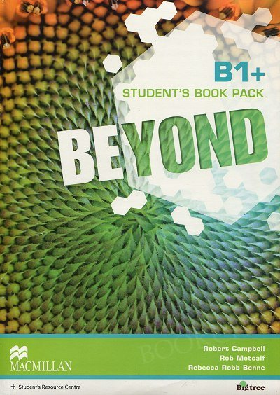 Beyond B1+ Książka ucznia (standard)