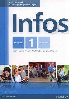 Infos 1 (WIELOLETNI) podręcznik