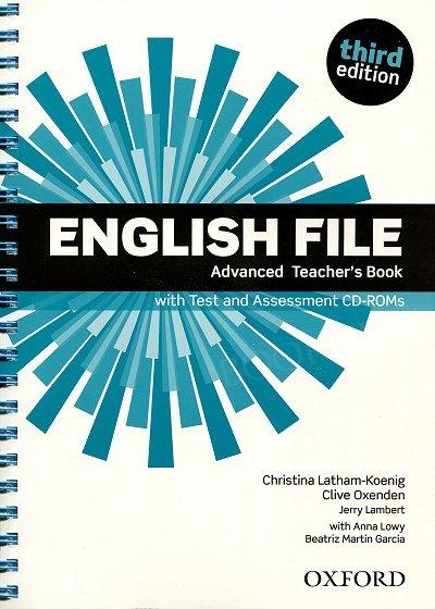 English File Advanced (3rd Edition) (2015) książka nauczyciela