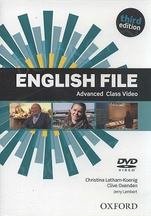 English File Advanced (3rd Edition) (2015) DVD