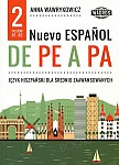 Nuevo Espanol de pe a pa 2 Podręcznik+zeszyt ćwiczeń+mp3