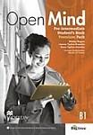 Open Mind Pre-Intermediate Książka ucznia (premium)