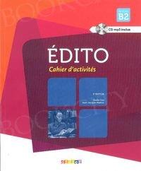Edito B2 (3 edition) Ćwiczenia + CD