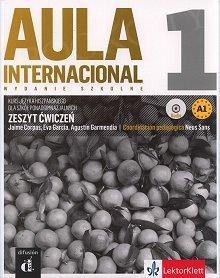 Aula Internacional 1 (2015, szkoły ponadgimnazjalne) ćwiczenia