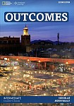Outcomes (2nd Edition) B1+ Intermediate Student's Book + Class DVD (bez kodu)