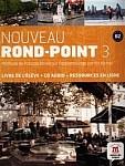 Nouveau rond-point 3 Podręcznik z płytą CD