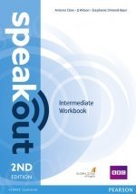 Speakout Intermediate (2nd edition) Workbook (no key)