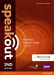 Speakout Advanced (2nd edition) Student's Book with DVD-ROM + kod MyEnglishLab
