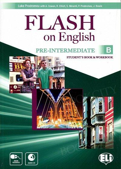 Flash on English Pre-intermediate B Student's Book and Workbook