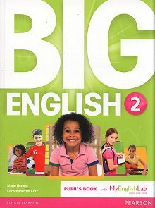Big English 2 Pupil's Book with MyEngLab