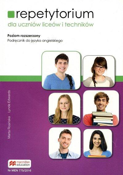Matura. Repetytorium dla uczniów liceów i techników. Poziom rozszerzony Książka ucznia + kod do cyfrowej wersji podręcznika