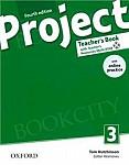 Project 3 (4th Edition) książka nauczyciela