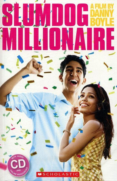 Slumdog Millionaire Book and CD