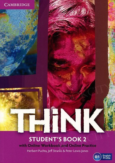 Think 2 Student's Book with Online Workbook and Online practice