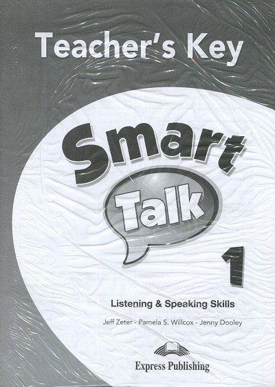 Smart Talk: Listening & Speaking Skills 1 Teacher's Key
