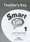 Smart Talk: Listening & Speaking Skills 1 Teacher's Key