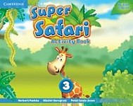 Super Safari 3 Activity Book