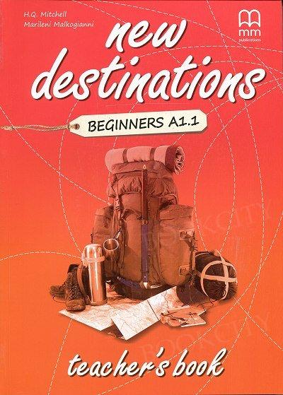 New Destinations Beginners książka nauczyciela