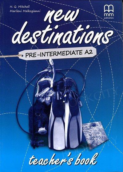 New Destinations Pre-intermediate książka nauczyciela
