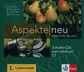 Aspekte NEU C1 Audio zum Lehrbuch 3CD