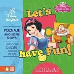 Let's have Fun. Animals Książka z puzzlami
