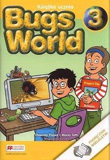 Bugs World 3 (WIELOLETNI 2016) Podręcznik (wieloletni 2016)