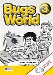 Bugs World 3 (WIELOLETNI 2016) książka nauczyciela