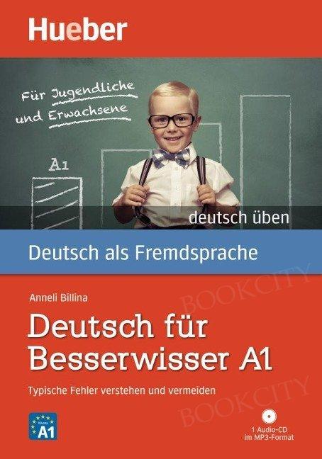 Deutsch für Besserwisser A1 + Audio CD