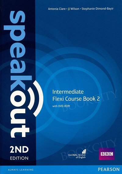Speakout Intermediate (2nd edition) Student's Book Flexi 2