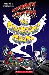 Spooky Skaters: The Graffiti Ghost Book and CD