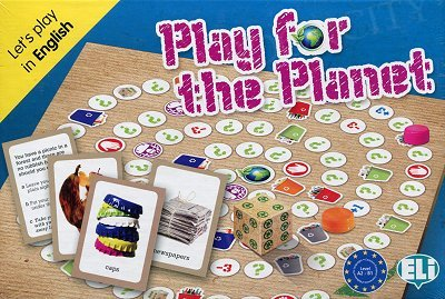 Play for the Planet Gra językowa z polską instrukcją i suplementem