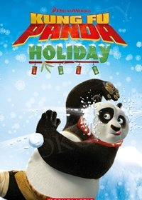 Kung Fu Panda Holiday (Poziom 1) Reader + Audio CD