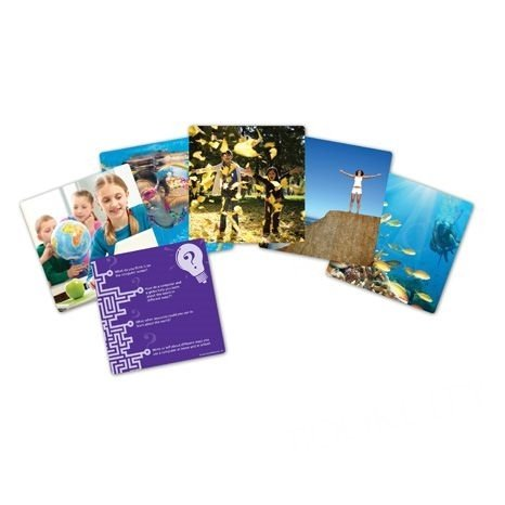 Snapshots: Critical Thinking Photo Cards. Zestaw 2