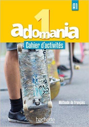 Adomania 1 ćwiczenia